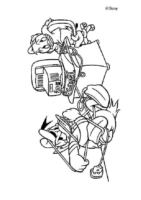 Disney Donald Duck Coloring Page Coloring Pages Donald Duck