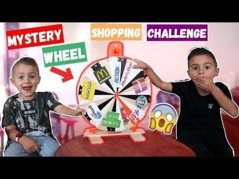Mystery Wheel Bepaalt Waar We Moeten Shoppen Lakap Junior