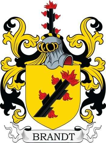 Brandt Coat Of Arms Meanings And Family Crest Artwork Met