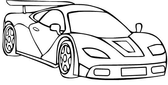 nice Ferrari 458 Damage Coloring Page | Coloring pages, Color ... | 278x544