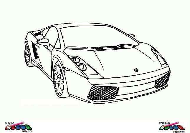 Auto026 De Beste Kleurplaten Desenhos De Caminhoes Desenhos