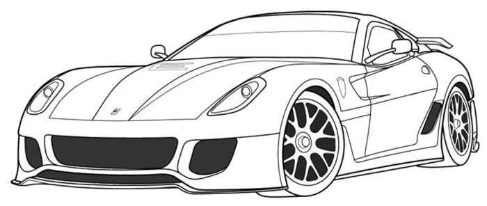 Coloring F12 Ferrari Pages 2020 Check More At Https Mister