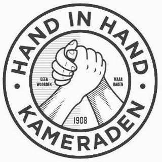 Hand In Hand Worden We Kampioen Feyenoord Kampioen Rotterdam