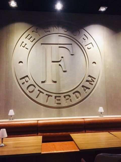 08 12 2018 Rondleiding Feyenoord Stadion De Kuip In Rotterdam