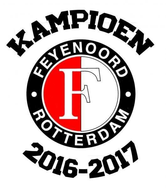 Feyenoord Kampioen 2016 2016 1 Voetbal Tekenen Voetbal Kampioen