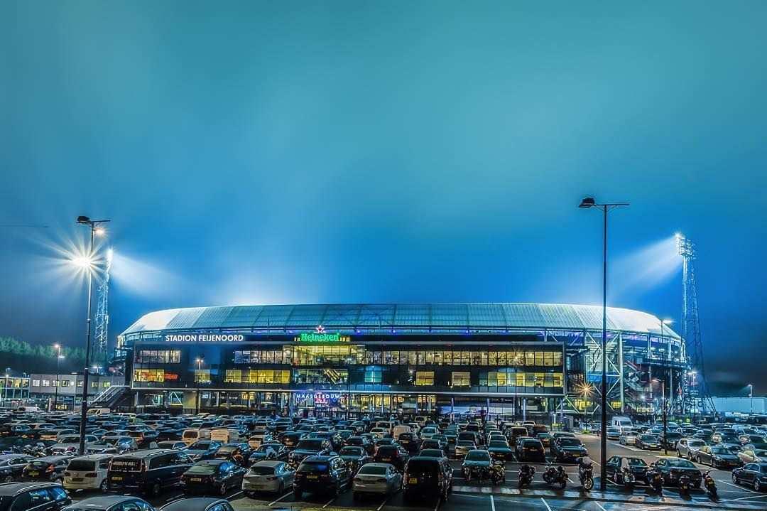 Feyenoord Stadion Rotterdam De Kuip Feyenoord Rotterdam Kuip