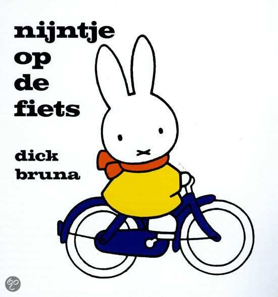 Boek Nijntje Op De Fiets Vervoer Thema Fiets Prentenboeken