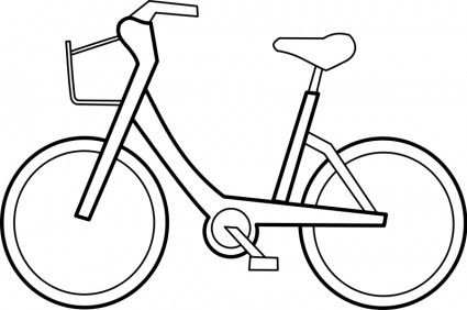Bicyclette Bicycle Vector Clip Art Free Vector For Free