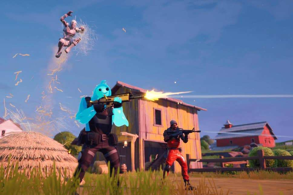 Fortnite Patch Notes What S New In Chapter 2 Map Trailer And