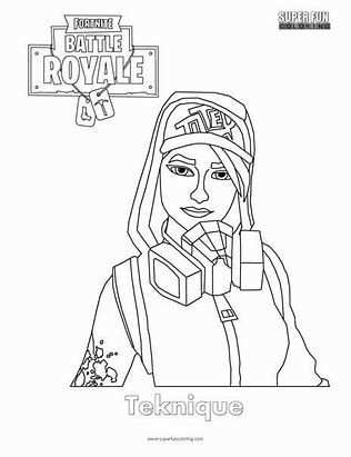 Image Result For Fortnite Skin Coloring Pages With Images