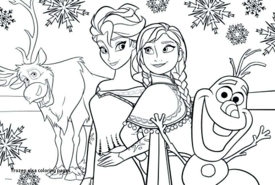 Kleurplaat Frozen Frozen Met Afbeeldingen Kleurplaten Frozen
