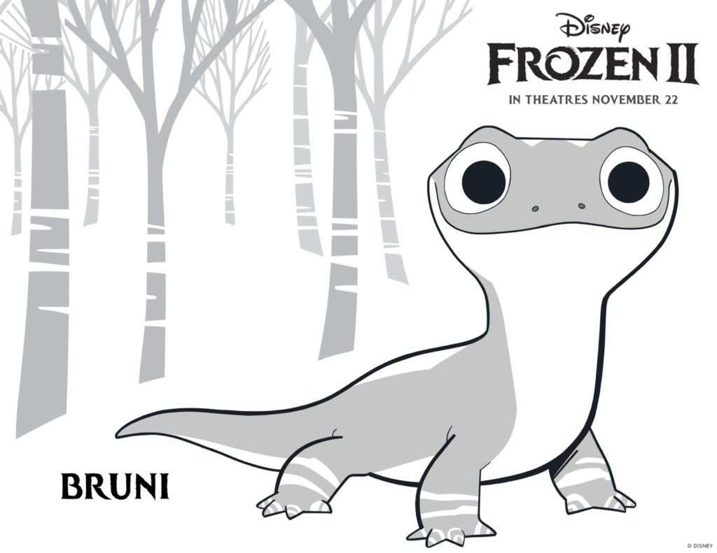 Frozen 2 Printable Coloring Pages And Activities With Images