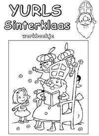 Sint Werkboekje Groep 5 6 Sinterklaas Knutselen Sinterklaas En
