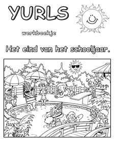 Yurls Werkboekjes Werkboekjes Yurls Net Zomer Zomer