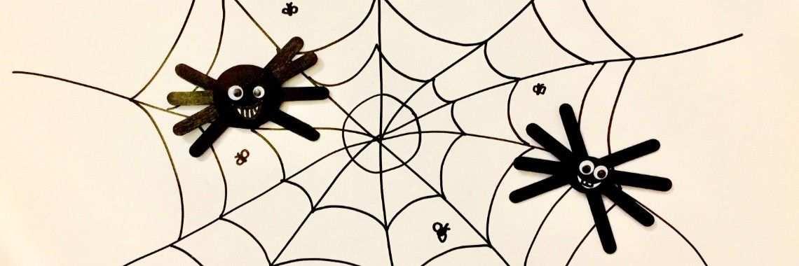 Spinnetjes Van Ijslollystokjes Met Afbeeldingen Ijslolly