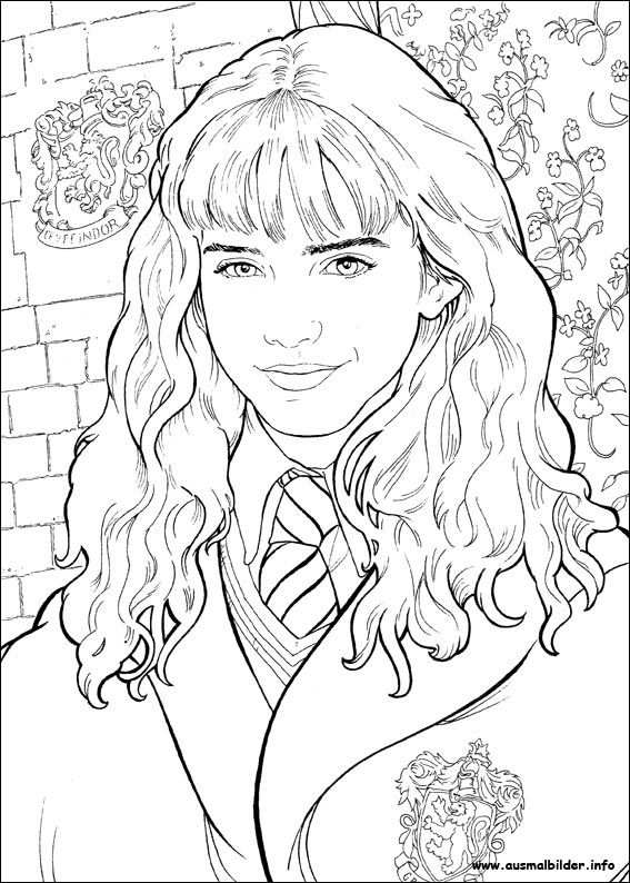 Harry Potter Malvorlagen With Images Harry Potter Coloring