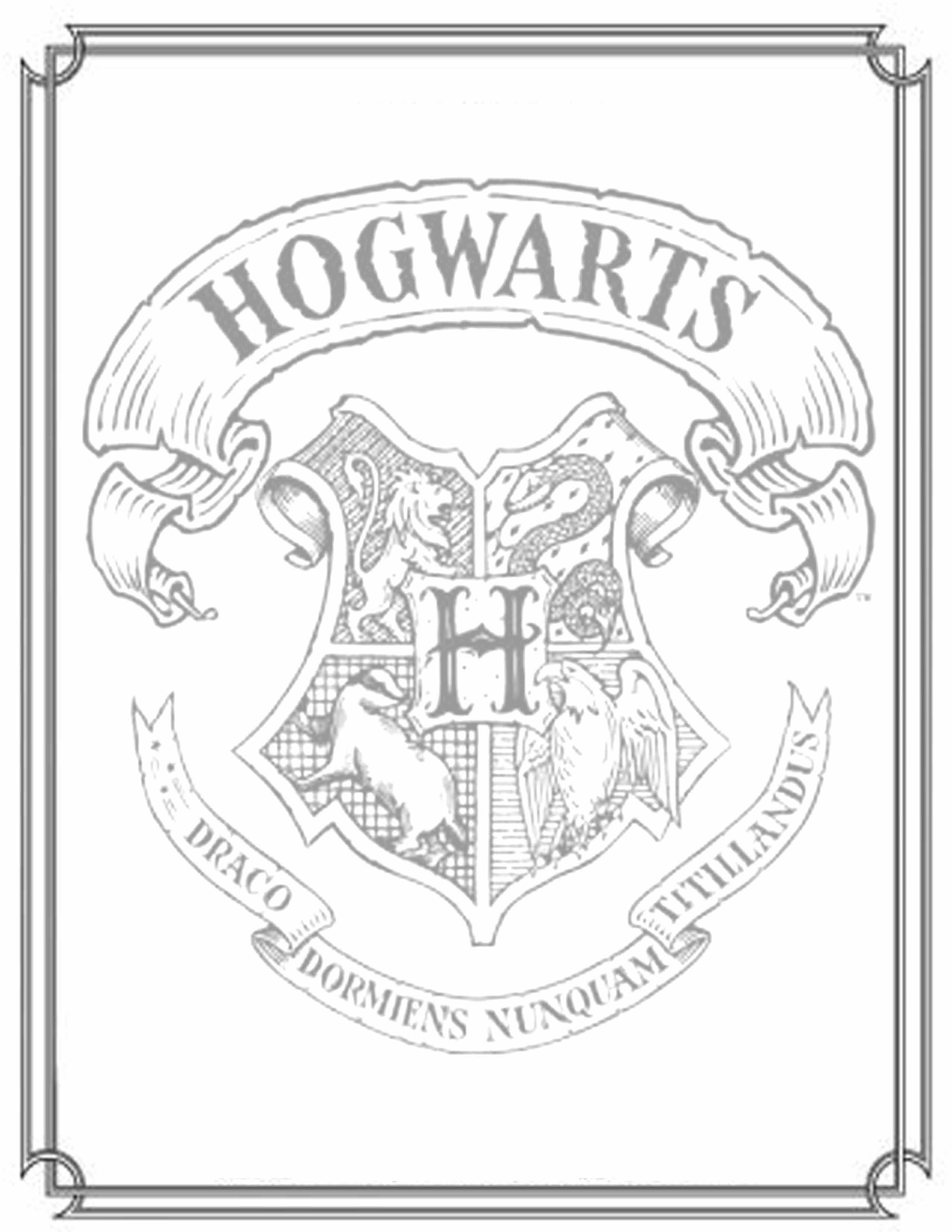 Harry Potter Coloring Pages Pinterest Tumblr Google Yahoo Imgur