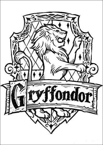Kleurplaat Harry Potter Harry Potter Met Afbeeldingen Harry