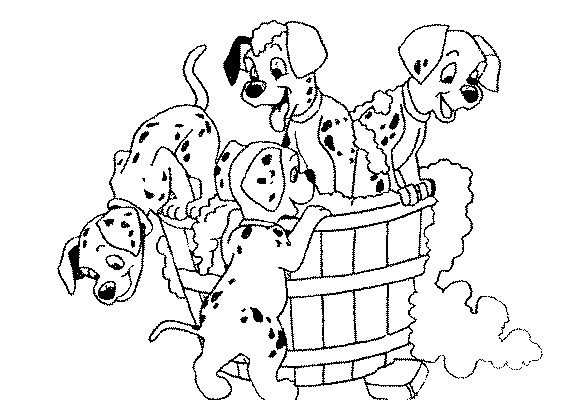 Afbeeldingsresultaat Voor Kleurplaten Van Honden Puppies Met