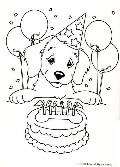 Free Printable Lisa Frank Coloring Pages Enjoy Coloring