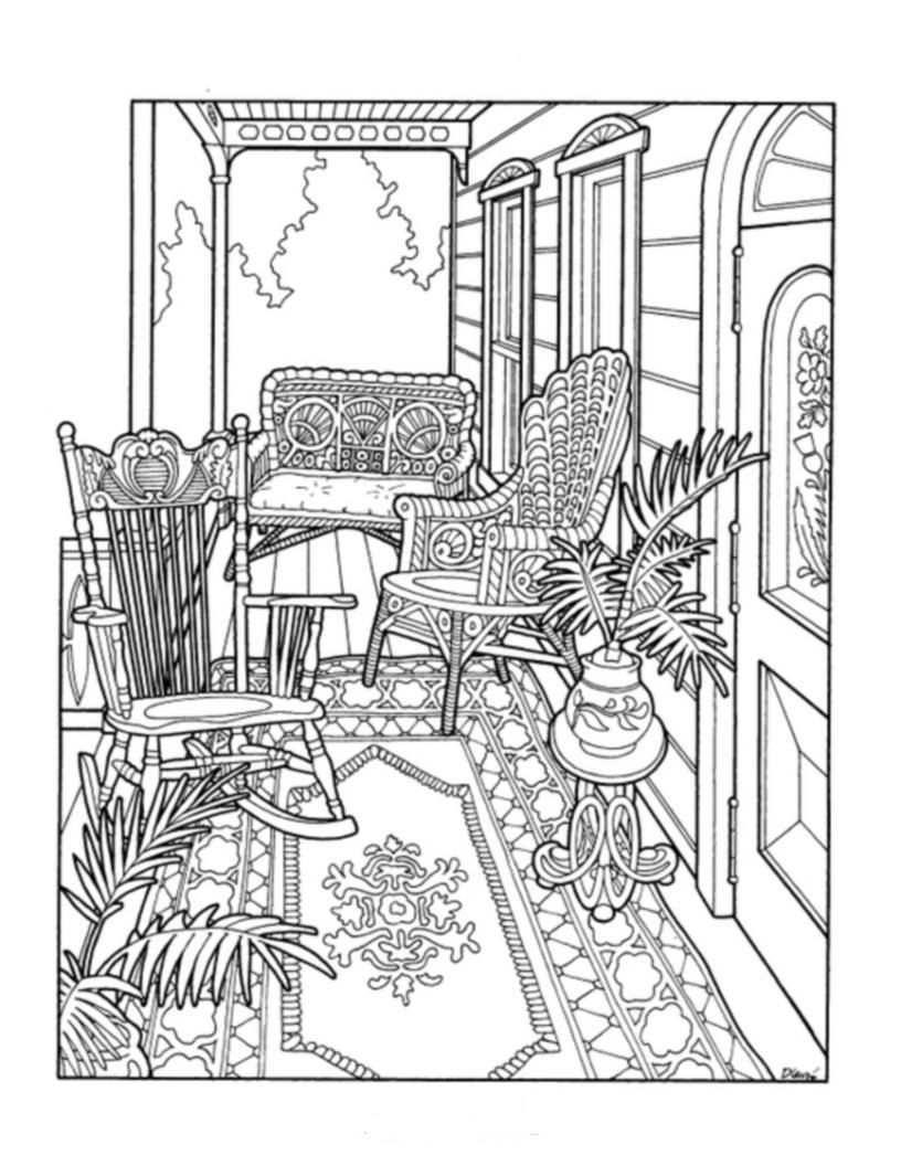 Huiskamer Met Afbeeldingen Kleurplaten Mandala Kleurplaten