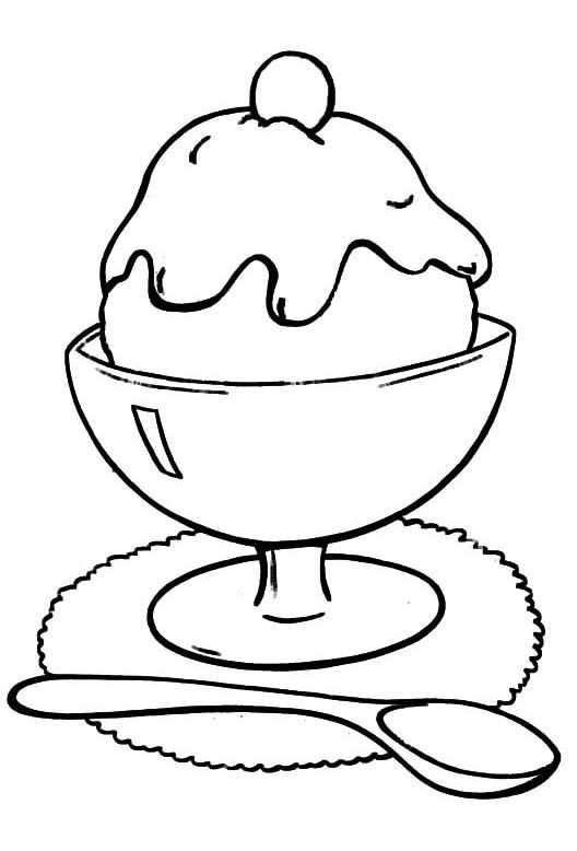 Top 25 Free Printable Ice Cream Coloring Pages Online With Images
