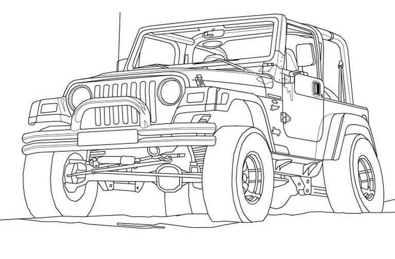 90 Awesome Jeep Wrangler Unlimited Diy With Images Jeep Art