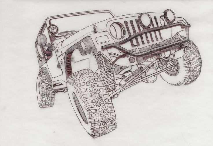 Afbeeldingsresultaat Voor Kleurplaten Jeep Kleurplaten 4x4