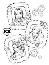 Afbeeldingsresultaat Voor Kleurplaat K3 Kleurplaten Prints
