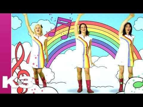 K3 Alle Kleuren Youtube Kleuren Kleuren Van De Regenboog