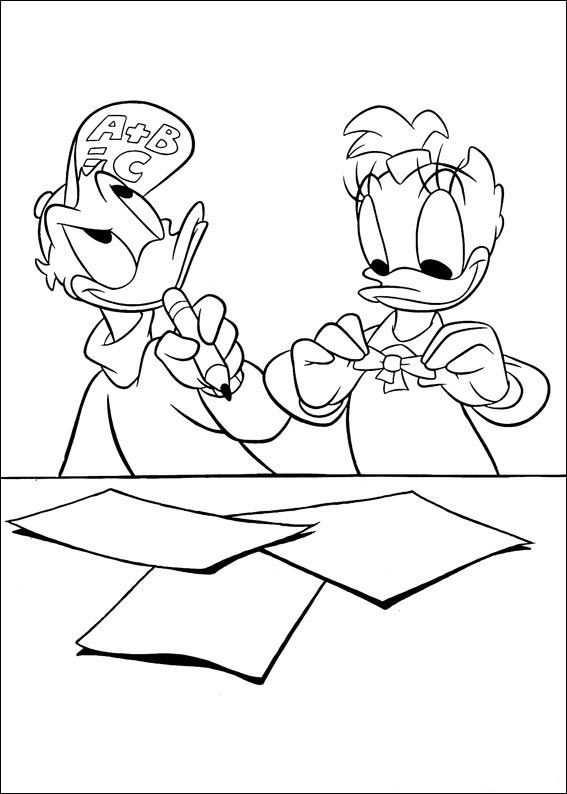 Kleurplaat Katrien Duck Katrien Coloring Is The Best Therapy