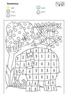Spelling Kleurplaat Letterherkenning Kleurplaten Lezen