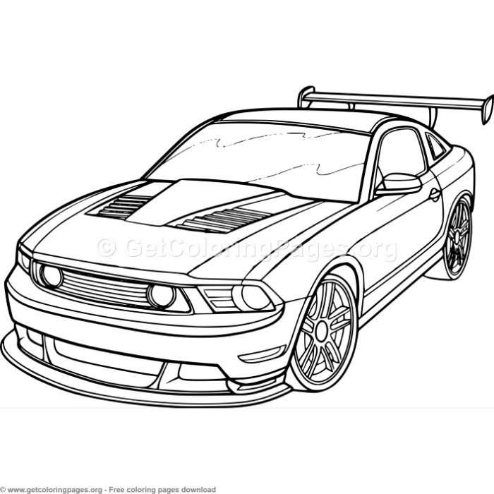 3 Race Car Coloring Pages Getcoloringpages Org Coloring