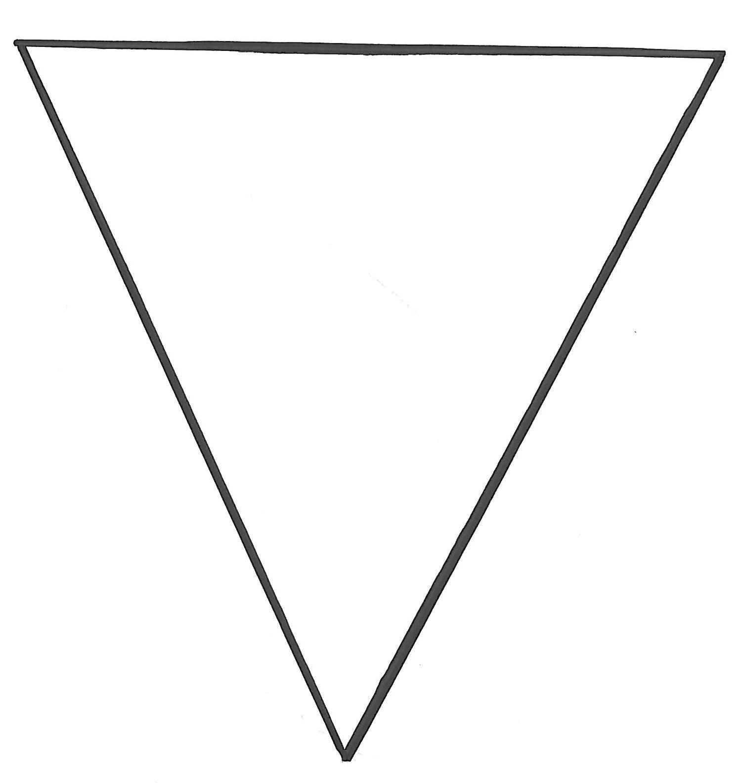 Driehoek Voor Vlaggenlijn Vlaggenlijn Stof Maken Slinger
