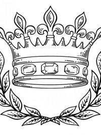 Kleurplaten Koningsdag Topkleurplaat Nl In 2020 Kroon Tekening
