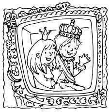 Kleurplaat Een Kroontje Voor Prinsje Alexander