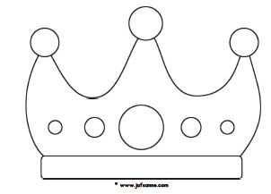 Verjaardagskroon Prinsessen Verjaardag Kronen En