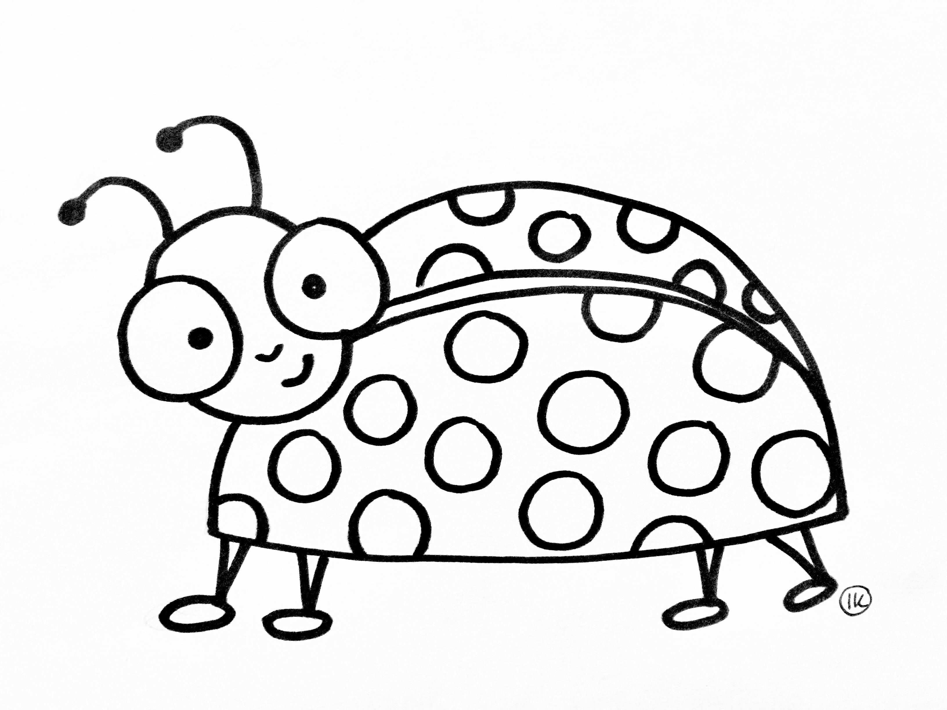 Pin On Ladybug Coloring Pages