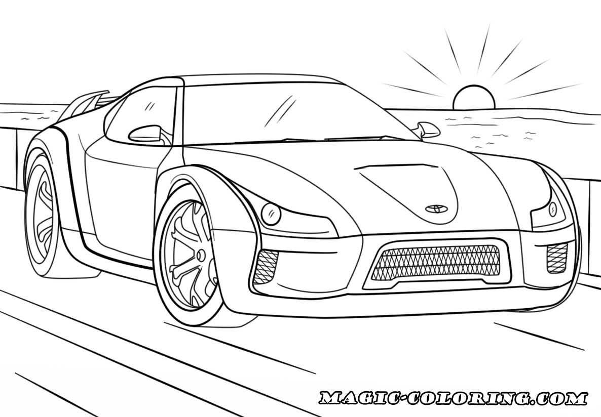 Transportation Coloring Pages In 2020