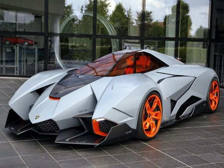 24 X 36 Poster 2013 Lamborghini Egoista Idea Supercar Super