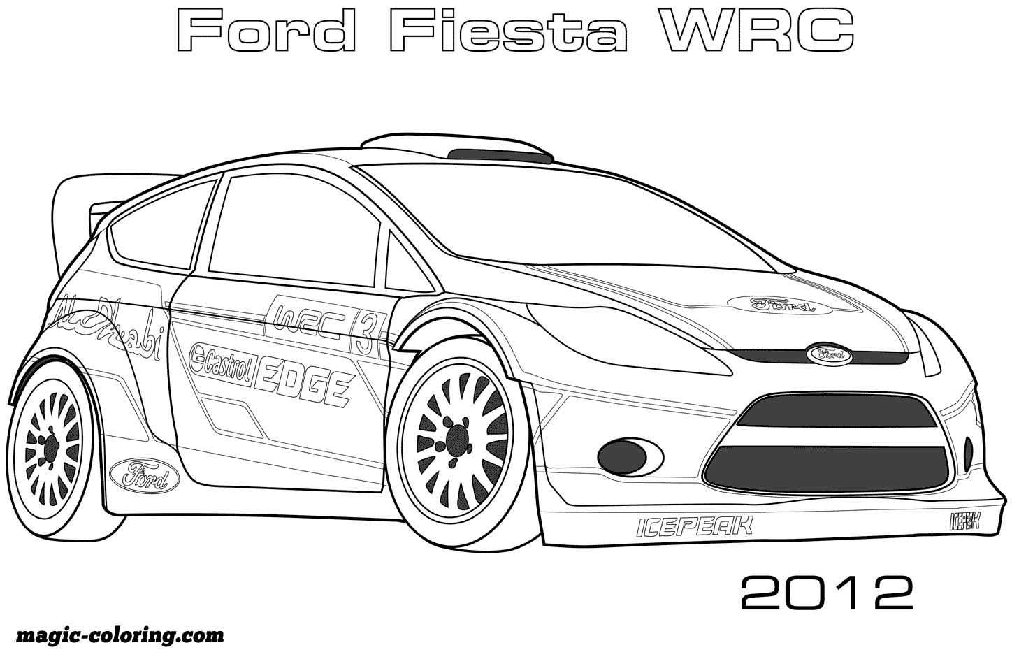 Transportation Coloring Pages Race Car Coloring Pages Cars