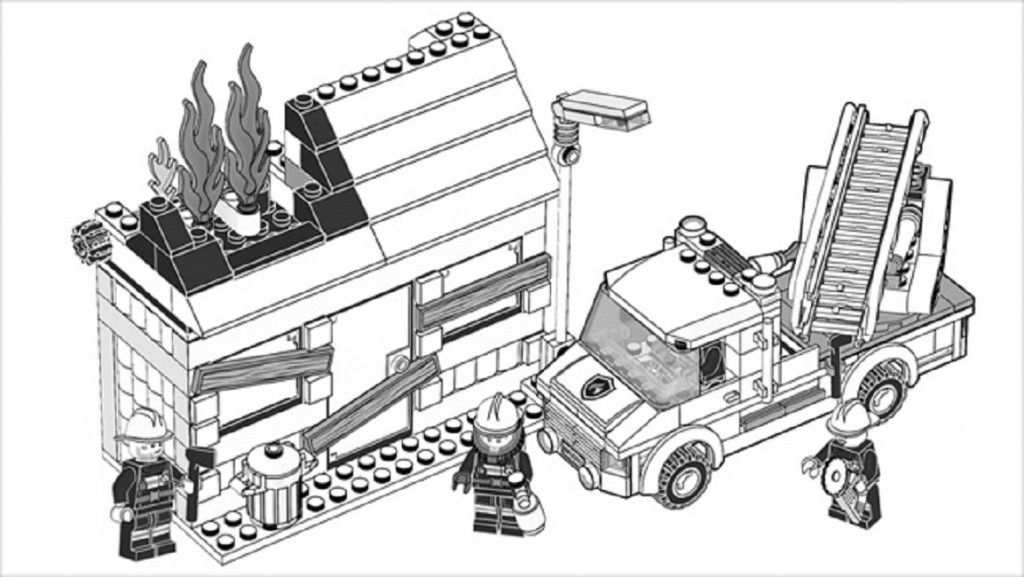 Lego City Coloring Pages Free With Images Lego Coloring Pages