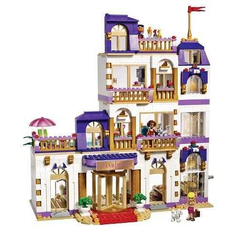 Lego Friends Heartlake Grand Hotel 41101 Met Afbeeldingen