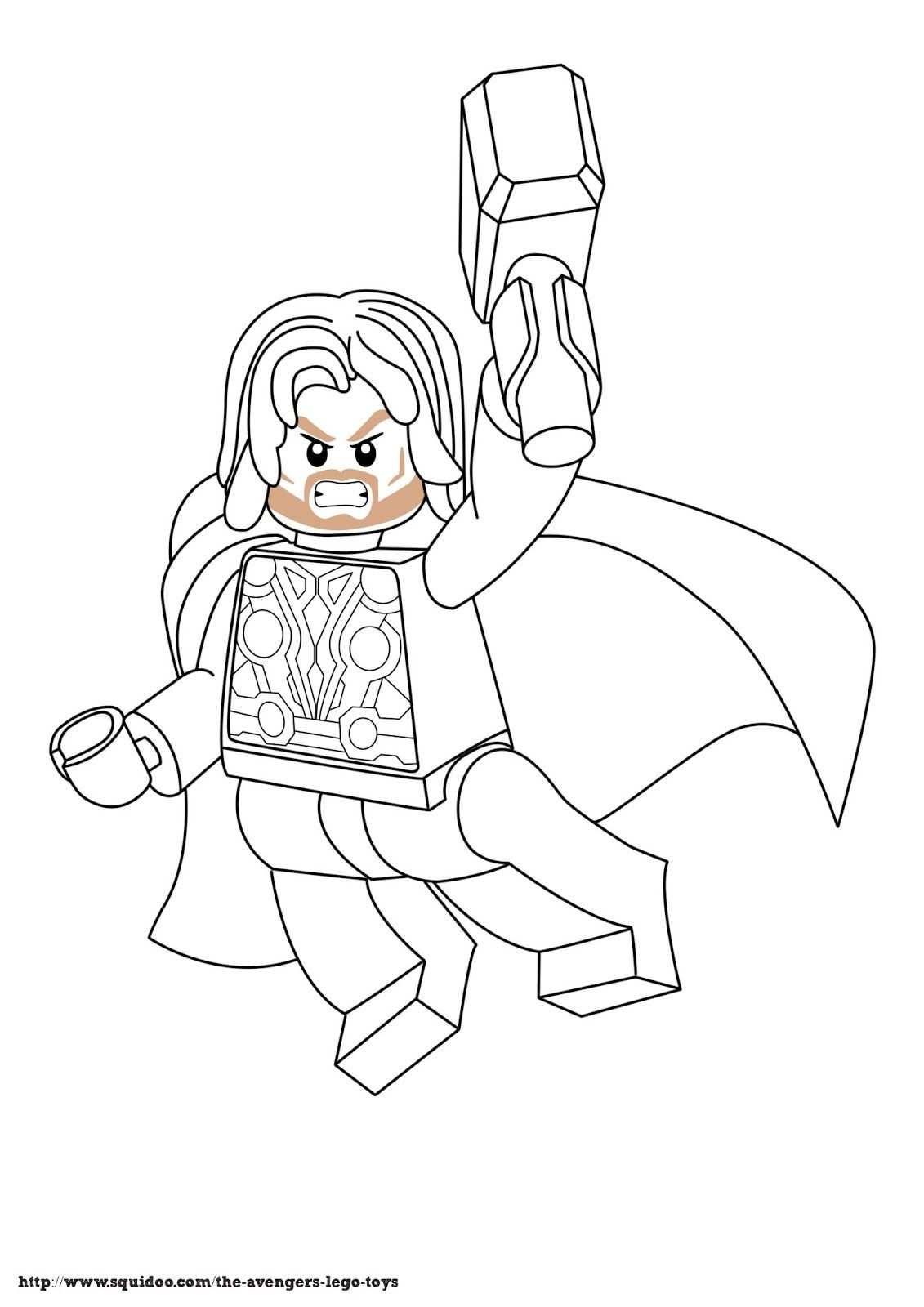 Lego Minifigure Colouring Pages Page 2 Met Afbeeldingen Lego