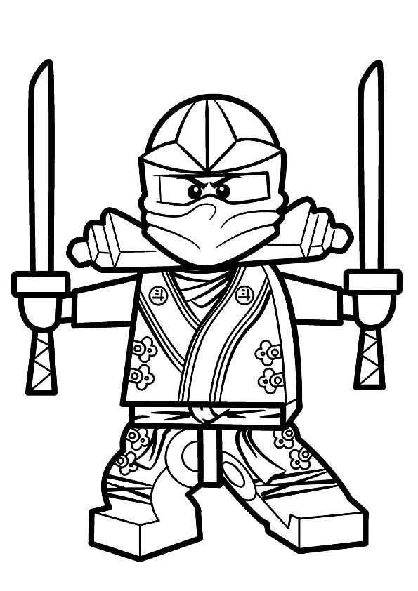 Print Coloring Image Momjunction Lego Coloring Pages