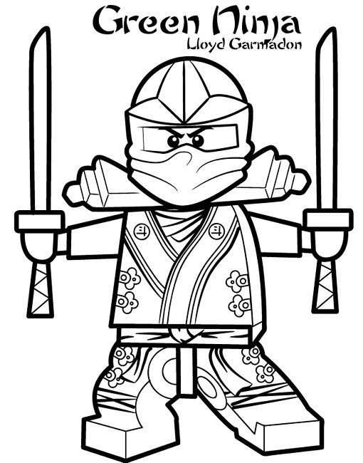 Green Ninja Coloring Pages In 2020 With Images Omalovanky