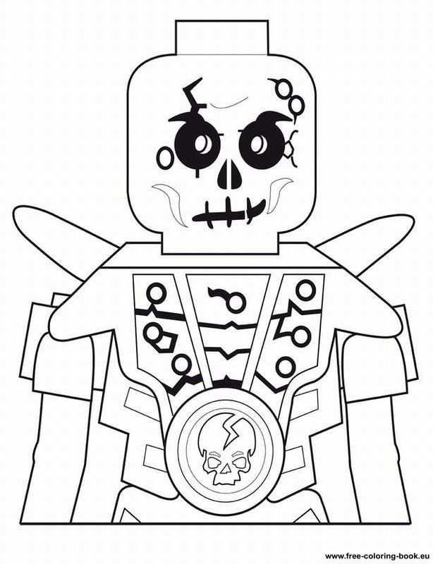 Coloring Pages Lego Ninjago Printable Coloring Pages Online Met