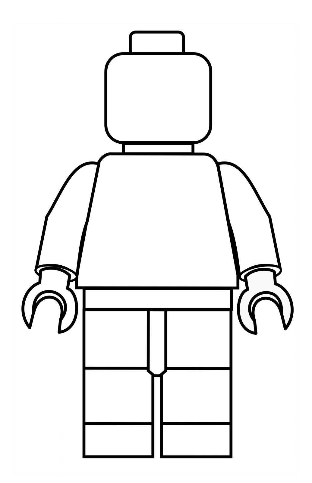 Lego Game Poster Lego Poppetje Lego Kleurplaten Jongens Knutselen