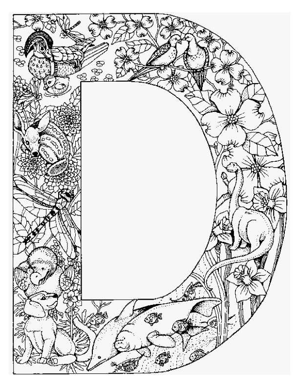 26 Coloring Pages Of Alphabet Animals Met Afbeeldingen