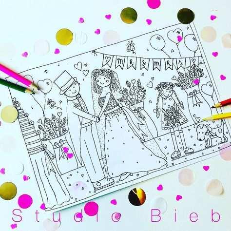 Kleurplaat Van Studio Bieb Kleuren Creatief Knutselen Kind